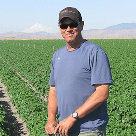 Grower Profile --- Sid Staunton